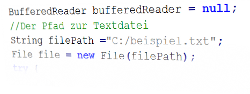 Buffered Reader Example